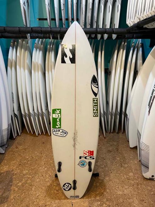 5'9 SHARPE SB1 USED SURFBOARD (45248)