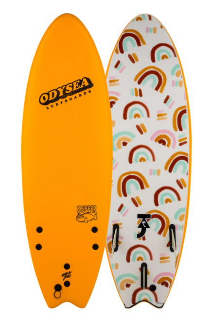 CATCH SURF ODYSEA 6'0 SKIPPER TAJ BURROW (ODY60T-TB-PN20-60)