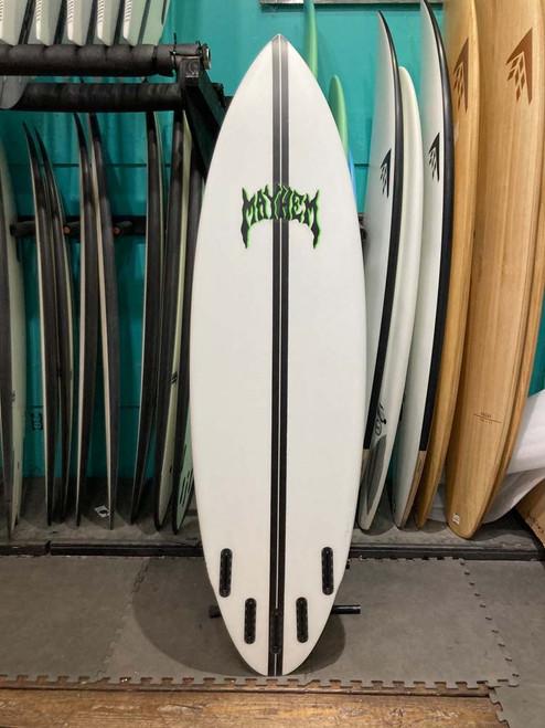 6'1 LOST LIGHTSPEED RETRO RIPPER SURFBOARD (219912)