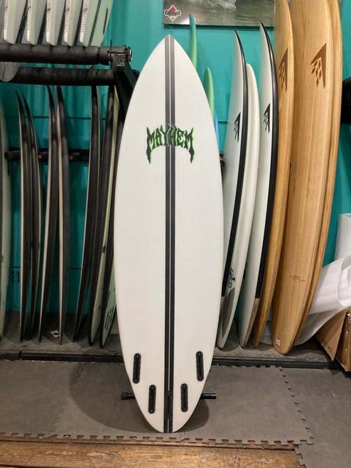 6'2 LOST LIGHTSPEED RAD RIPPER SURFBOARD (219913)
