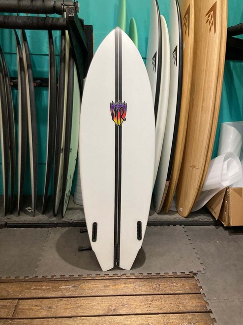 5'6 MR X MB CA TWIN LIGHTSPEED SURFBOARD (219878)
