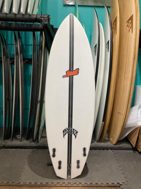 5'10 LOST LIGHTSPEED ROCKET REDUX WIDE SURFBOARD (213371)