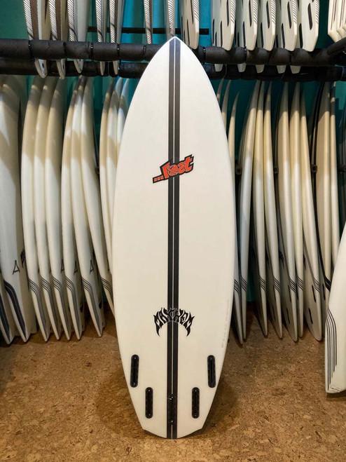 5'8 LOST ROCKET REDUX WIDE SURFBOARD (213352)