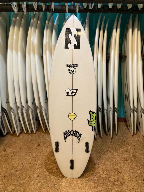 5'0 LOST DRIVER 2.0 USED SURFBOARD (206881)