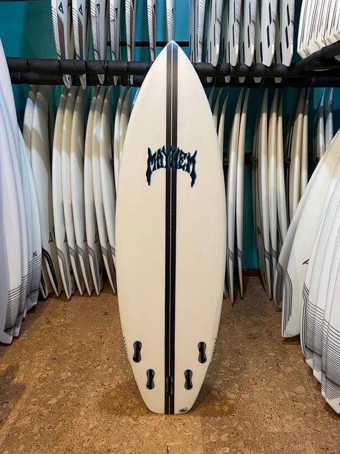 5'8 LOST LIGHTSPEED RAD RIPPER USED SURFBOARD (110242U)
