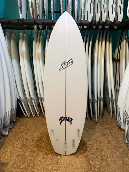 5'10 LOST ROCKET REDUX WIDE SURFBOARD (216977)