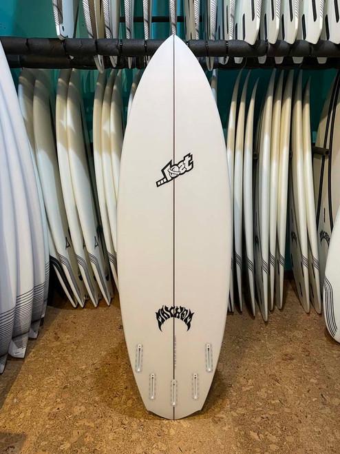 5'8 LOST ROCKET REDUX SURFBOARD (218804)