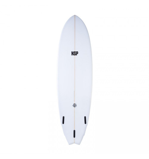 6'0 NSP FIGHTING FISH SURFBOARD (0001)