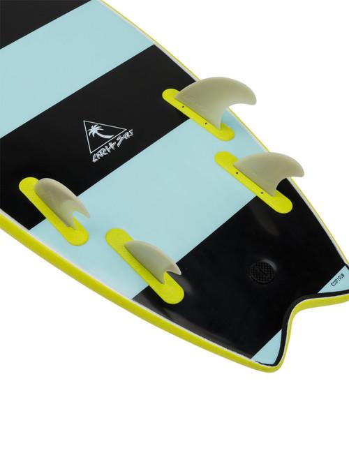 5'6 CATCH SURF ODYSEA SKIPPER SURFBOARD (ODY56-Q-LM21)