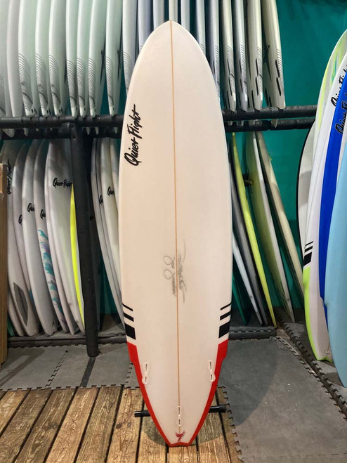 7'6 QUIET FLIGHT STINGFISH SURFBOARD (60523)