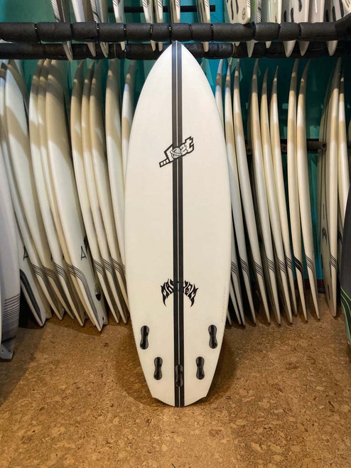 5'7 LOST LIGHTSPEED ROCKET REDUX SURFBOARD (224687)
