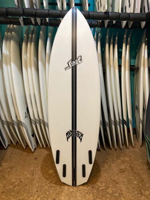 5'8 LOST LIGHTSPEED ROCKET REDUX WIDE SURFBOARD(224688)