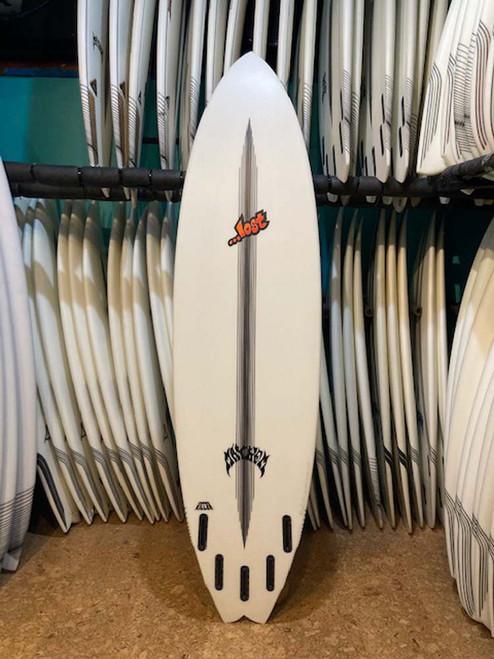 7'4 LOST C4 CROWD KILLER SURFBOARD (110812)