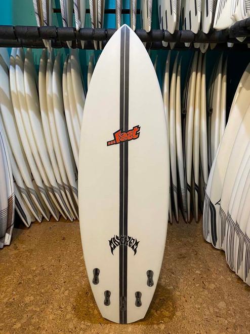 5'7 LOST LIGHTSPEED ROCKET REDUX SURFBOARD (213345)