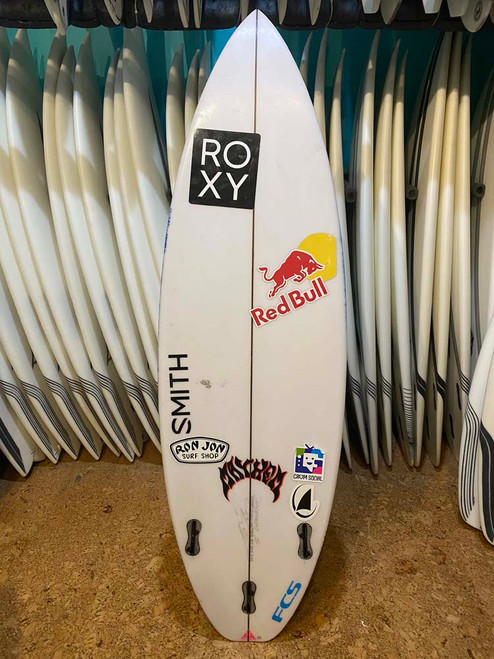 5'4.5 LOST DRIVER 2.0 USED SURFBOARD (206835)