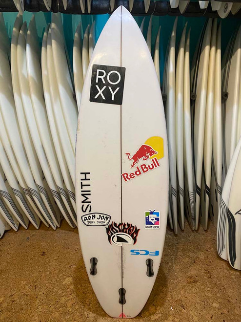 5'3.5 LOST DRIVER 2.0 USED SURFBOARD (213629)
