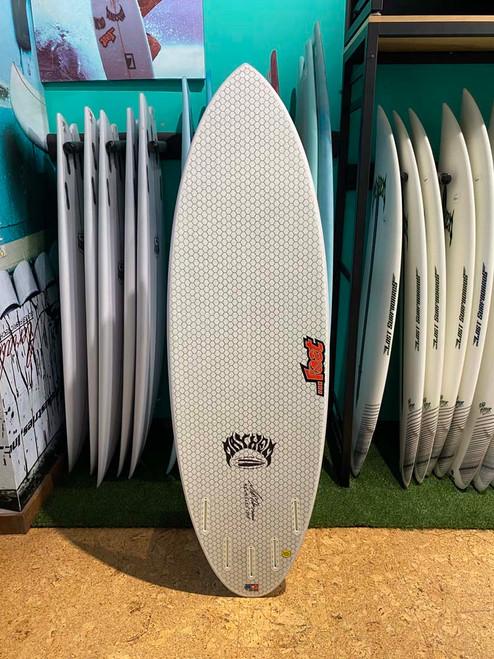 5'8 LOST LIB TECH QUIVER KILLER SURFBOARD (45957)