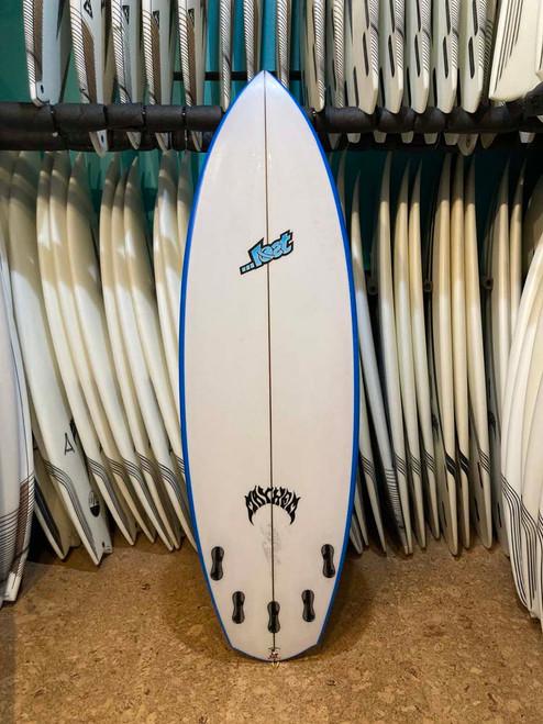 6'1 LOST ROCKET REDUX USED SURFBOARD(215530)