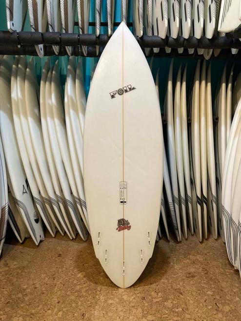 6'0 FOIL THE BULLDOG USED SURFBOARD ( )