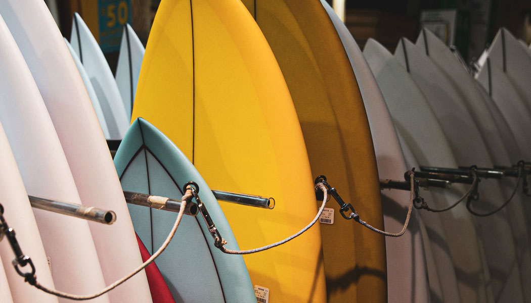 2018 BEST SELLING SURFBOARDS
