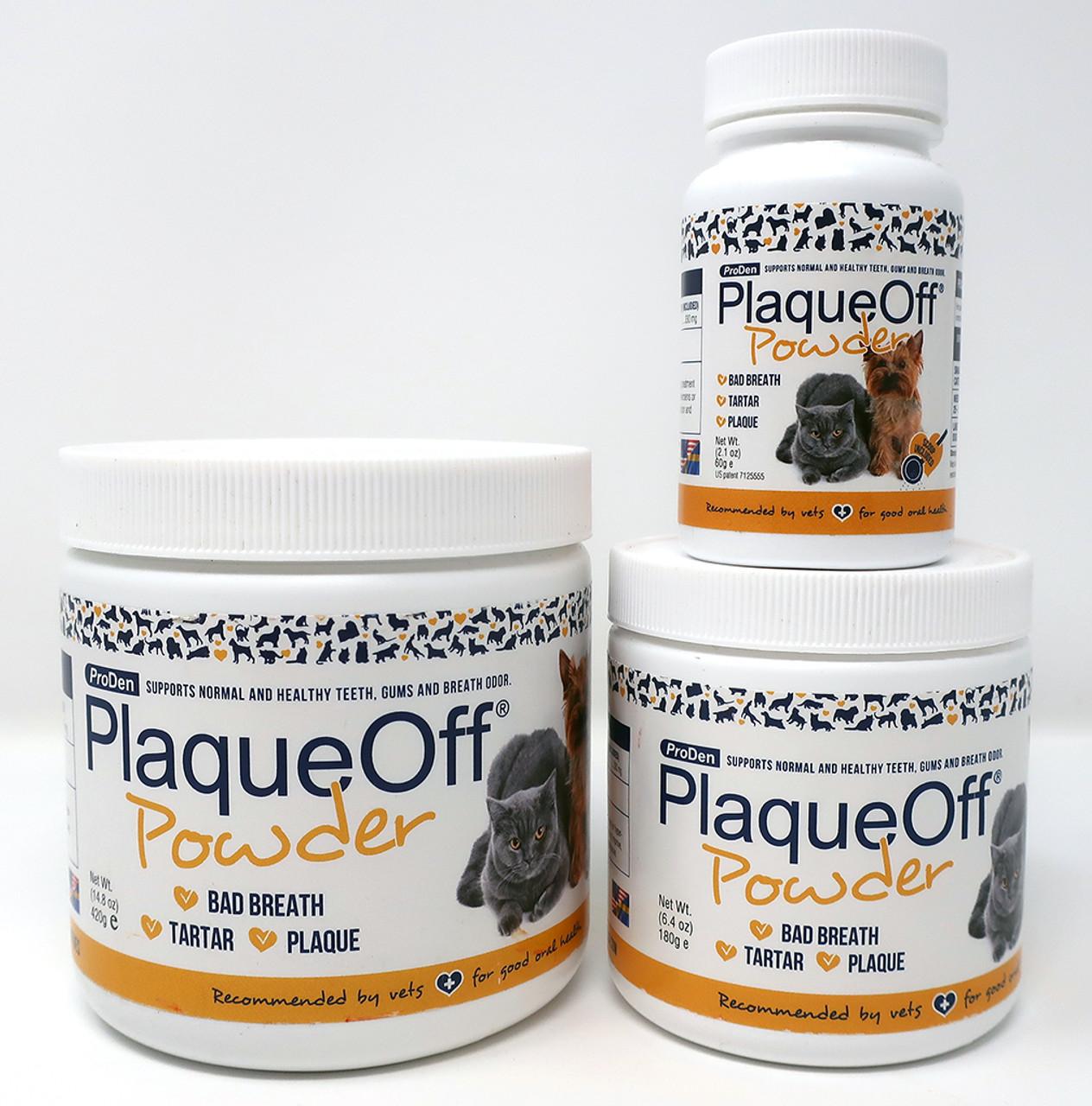 ProDen PlaqueOff Powder