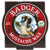 Badger Mustache Wax