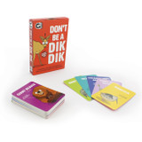 Dont Be A Dik Dik  - Card Game for Grown Ups