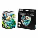 Modgy Luminary Lanterns set the mood in any space with the addition of water and water-activated, floating LED candles. These durable, plastic luminaries feature modern, graphic designs and are suitable for indoor and outdoor use. Modgy luminaries compliment an elegant wedding, trendy dinner party or relaxed patio gathering and are also perfect for every day living. Modgy Luminary Lanterns will not break or chip and eliminate concerns about fire hazards due to the use of flameless, floating candles.