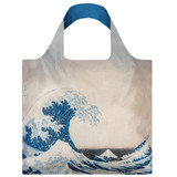 The Great Wave LOQI bag Museum Collection