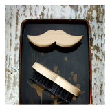Redecker Moustache + Beard Brush