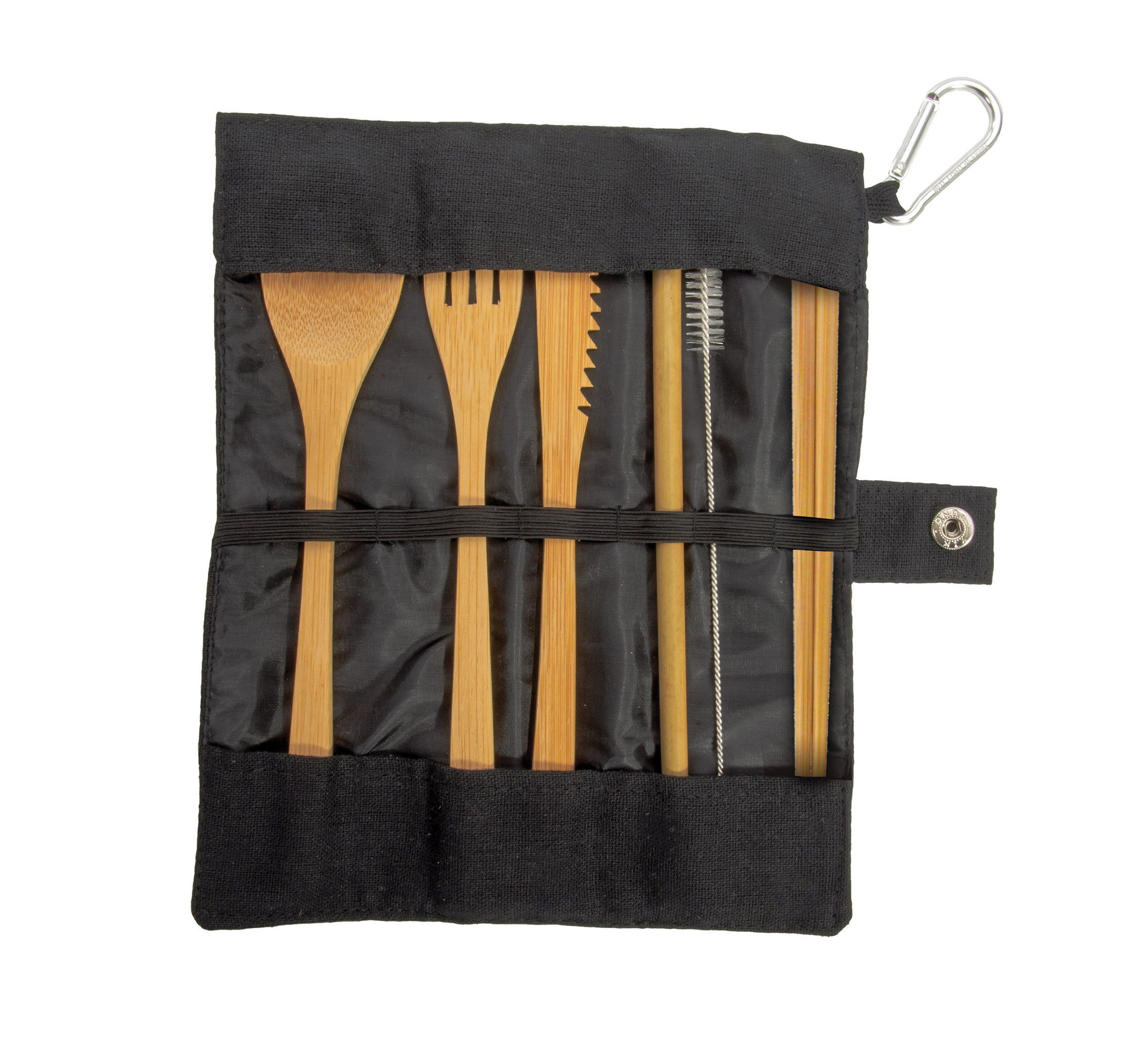 Eat out - Bamboo Cutlery Set