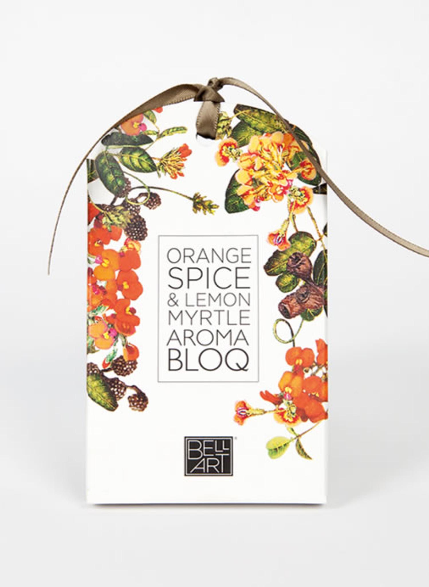 Aroma Bloq - Orange Spice & Lemon Myrtle