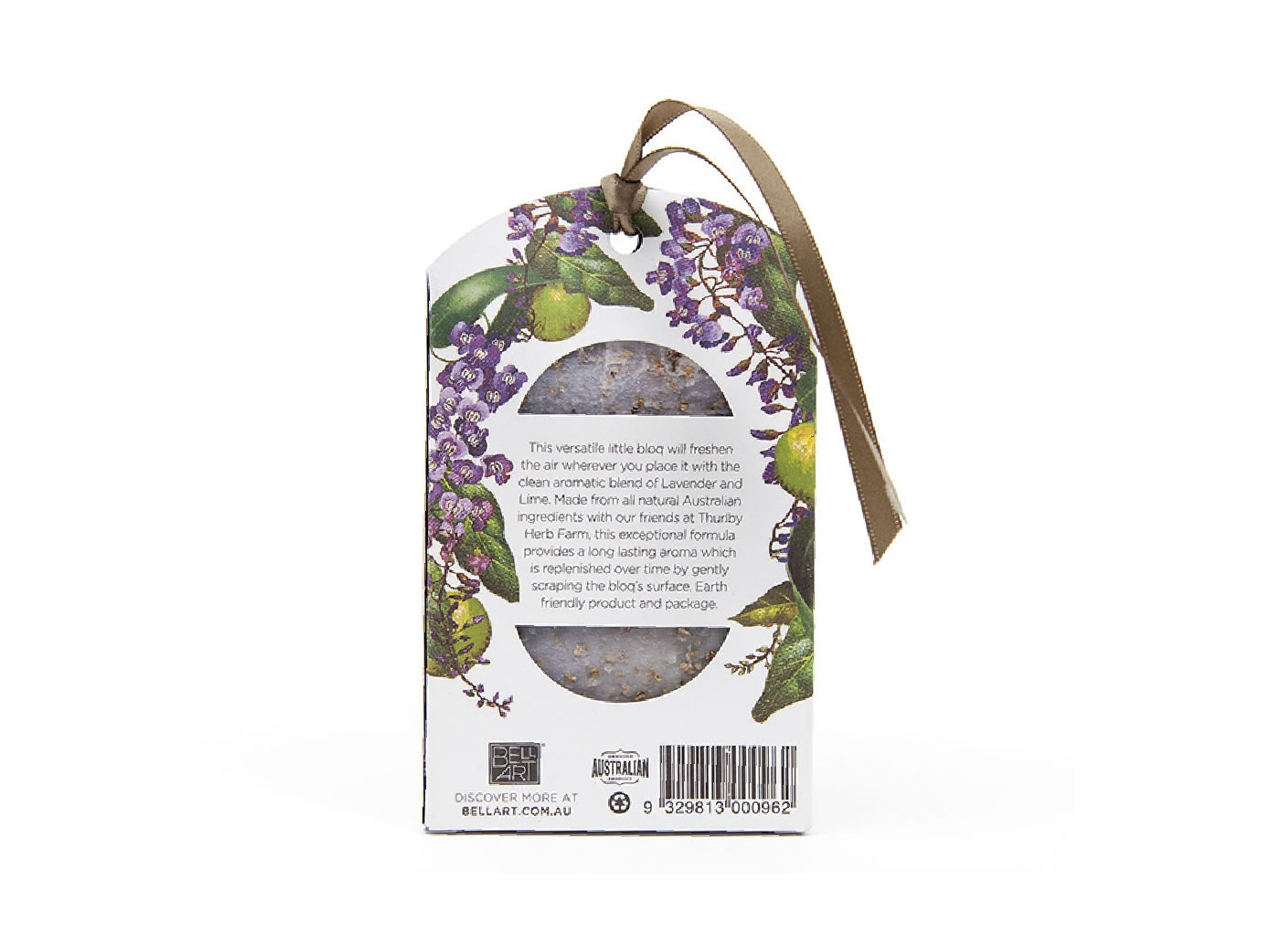 Aroma Bloq - Lavender & Lime