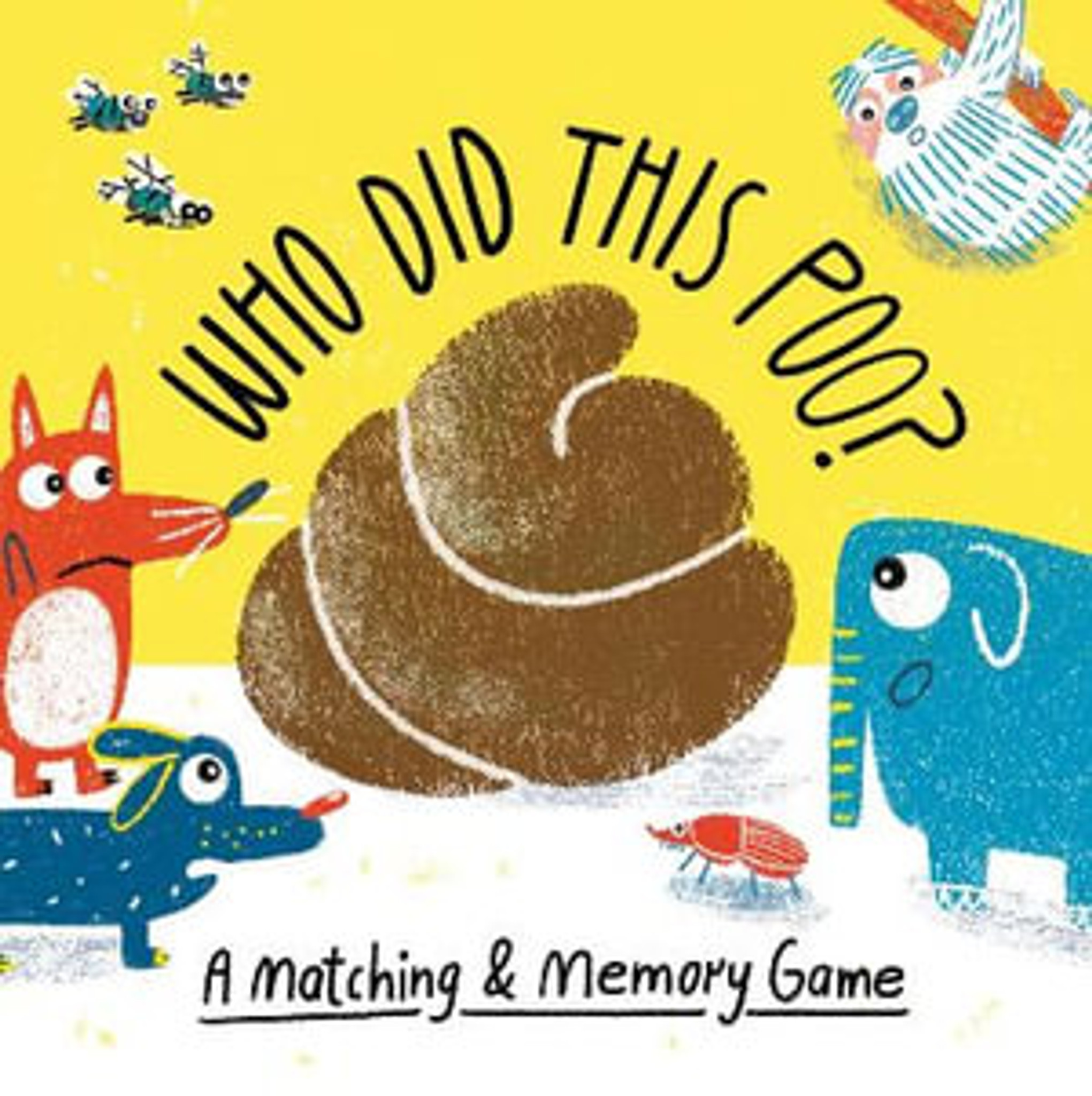 In this fun and slightly irreverent game kids can match 27 animals to their droppings while satisfying their endless fascination for poo. Also comes with a booklet full of fun poo facts!