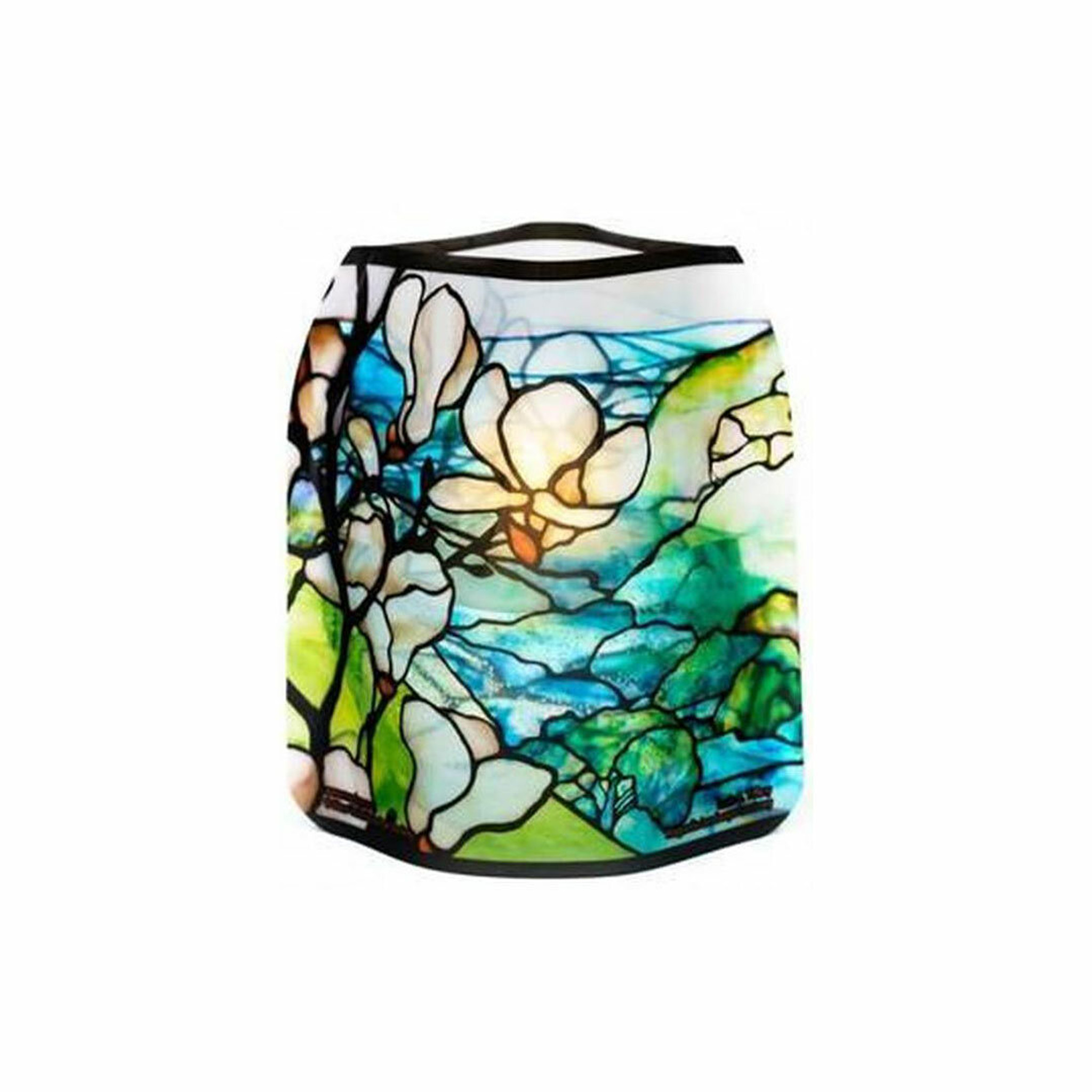 Louis C. Tiffany Magnolia Landscape Luminaries & Water-Activated Floating LED Candles
