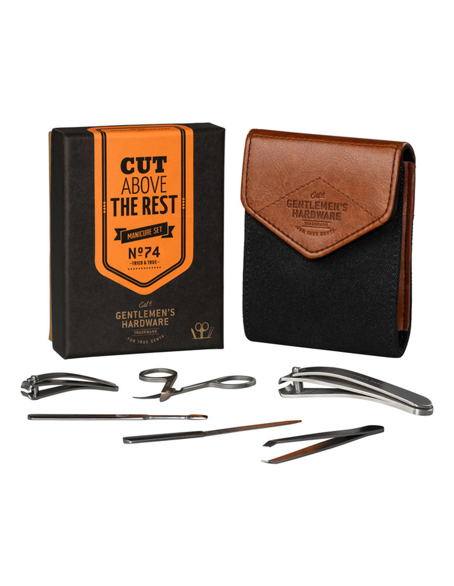 Gentlemens Hardware Manicure Set