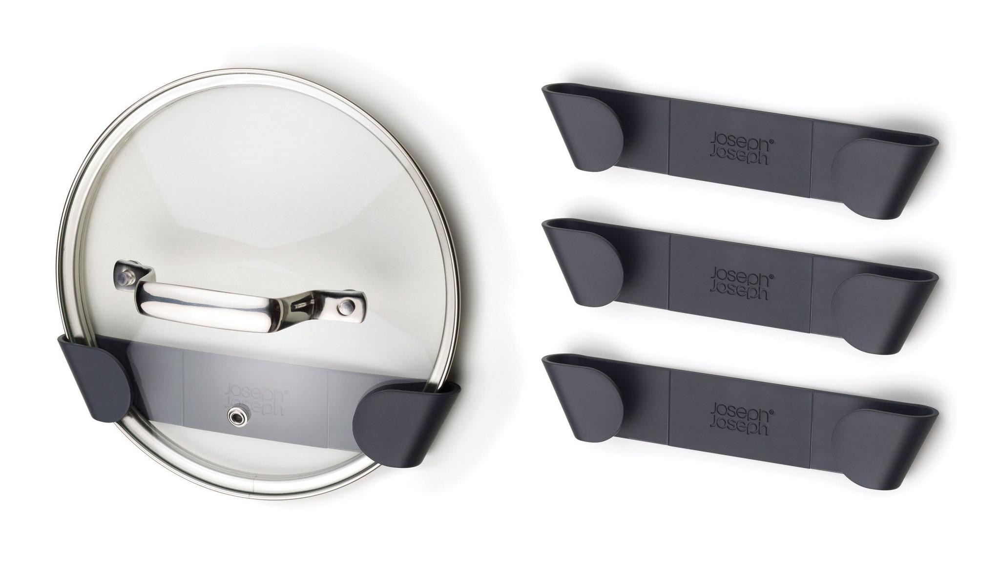 JosephJoseph CupboardStore- set 4 pan lid holders