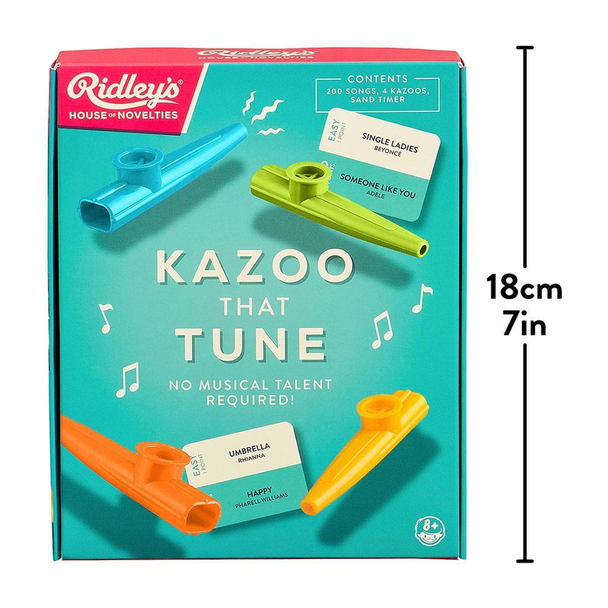 Ridley's Kazoo That Tune