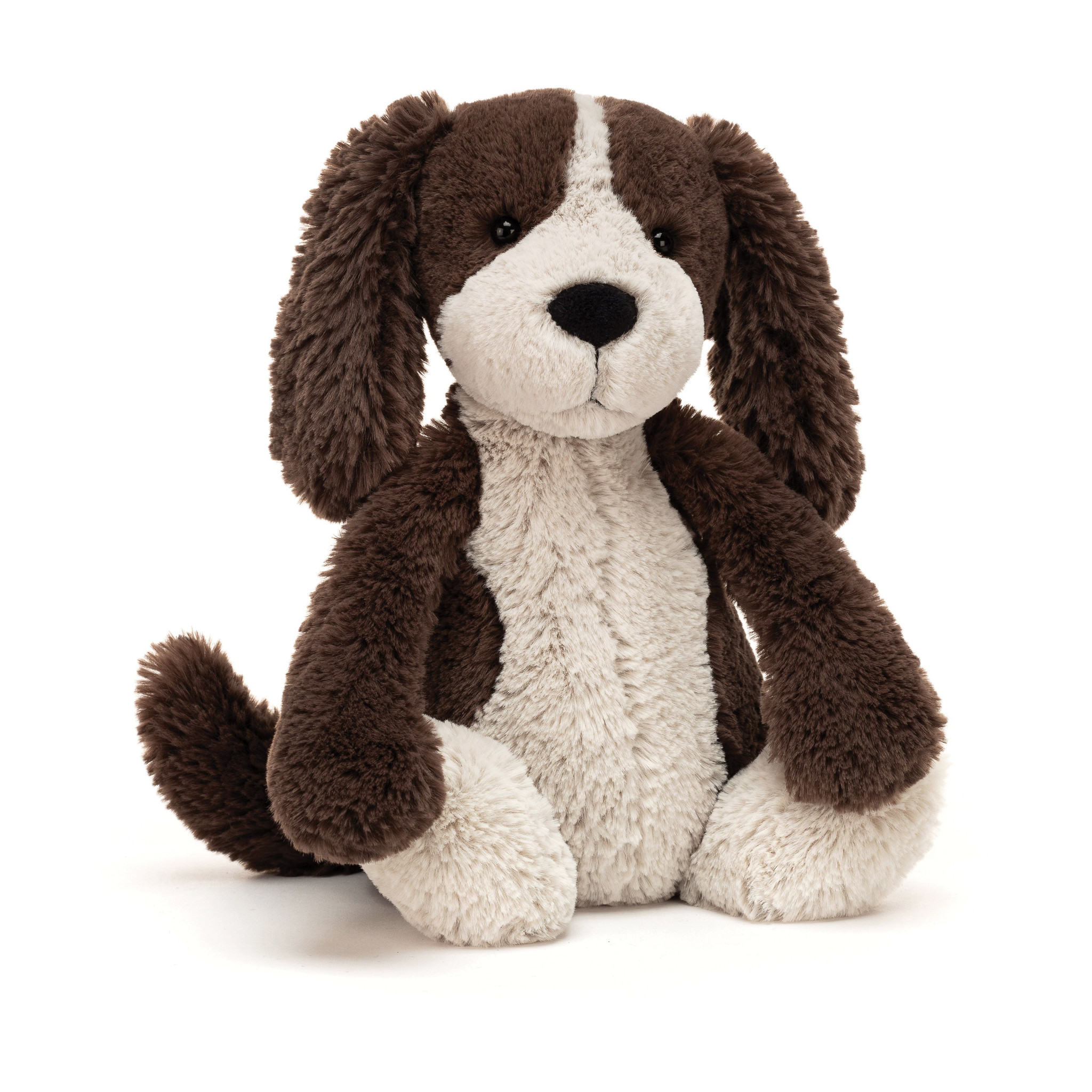 Bashful Fudge Puppy - Medium