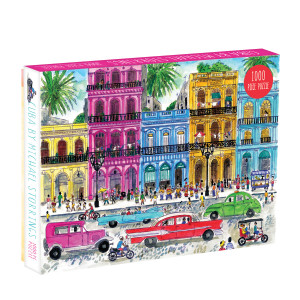 Puzzle - Cuba by Michael Storrings 1000pieces