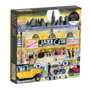 Puzzle - Jazz Age by Michael Storrings 1000 pieces