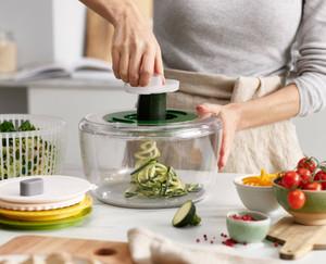 Joseph Joseph Multi-Prep 4 piece salad spinner set