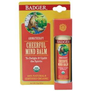 Badger Cheerful Mind Balm