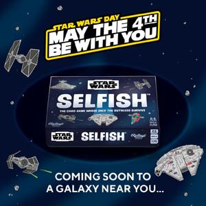 Selfish Star Wars Card Game