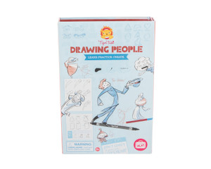 Drawing People Set - Learn. Practice. Create