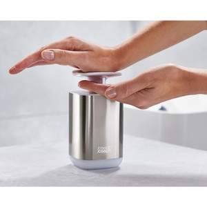 JosephJoseph Presto Steel Hygenic Soap Dispener