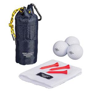 Gentlemen's Hardware Golfer's Accessory Set