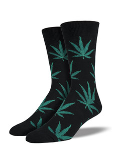 Get in the 420 spirit with our pot socks! Wear these socks and get ready to celebrate, because it's 4:20 somewhere!