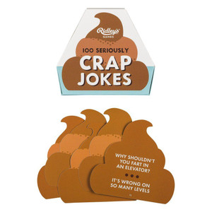 100 Seriously Crap Jokes