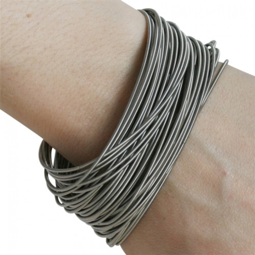 masai plain stainless steel bands set 20